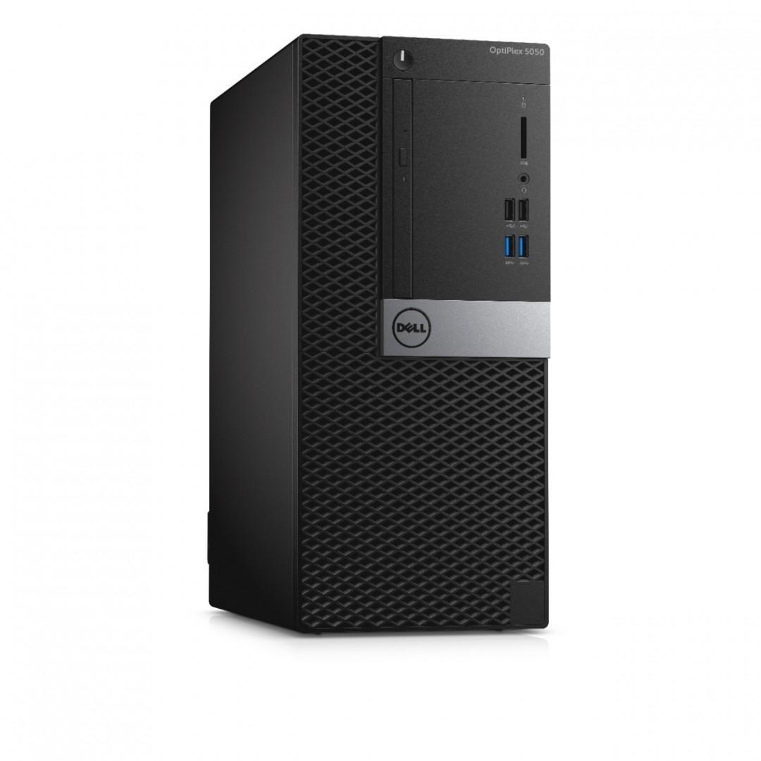 Dell OptiPlex 5050 MT Core i7 3.4 GHz - SSD 512 GB RAM 16GB