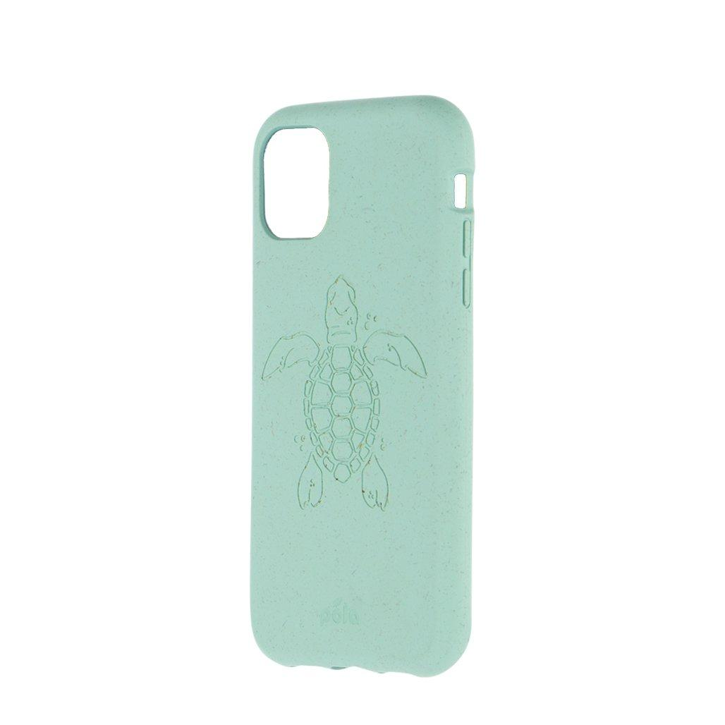 Case iPhone 11 - Compostable - Ocean-Truquoise