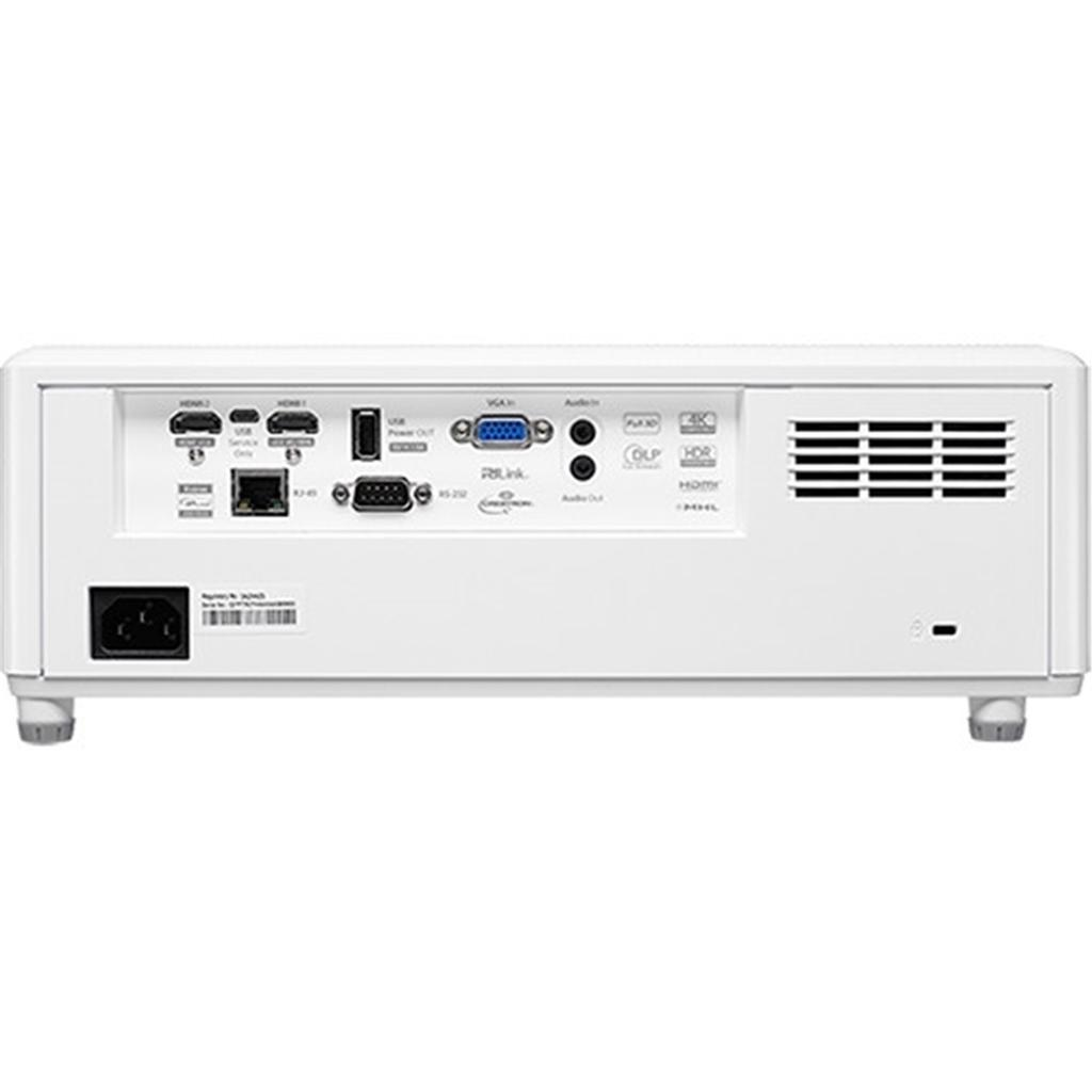 Optoma ZW403 Video projector 4500 Lumen - White