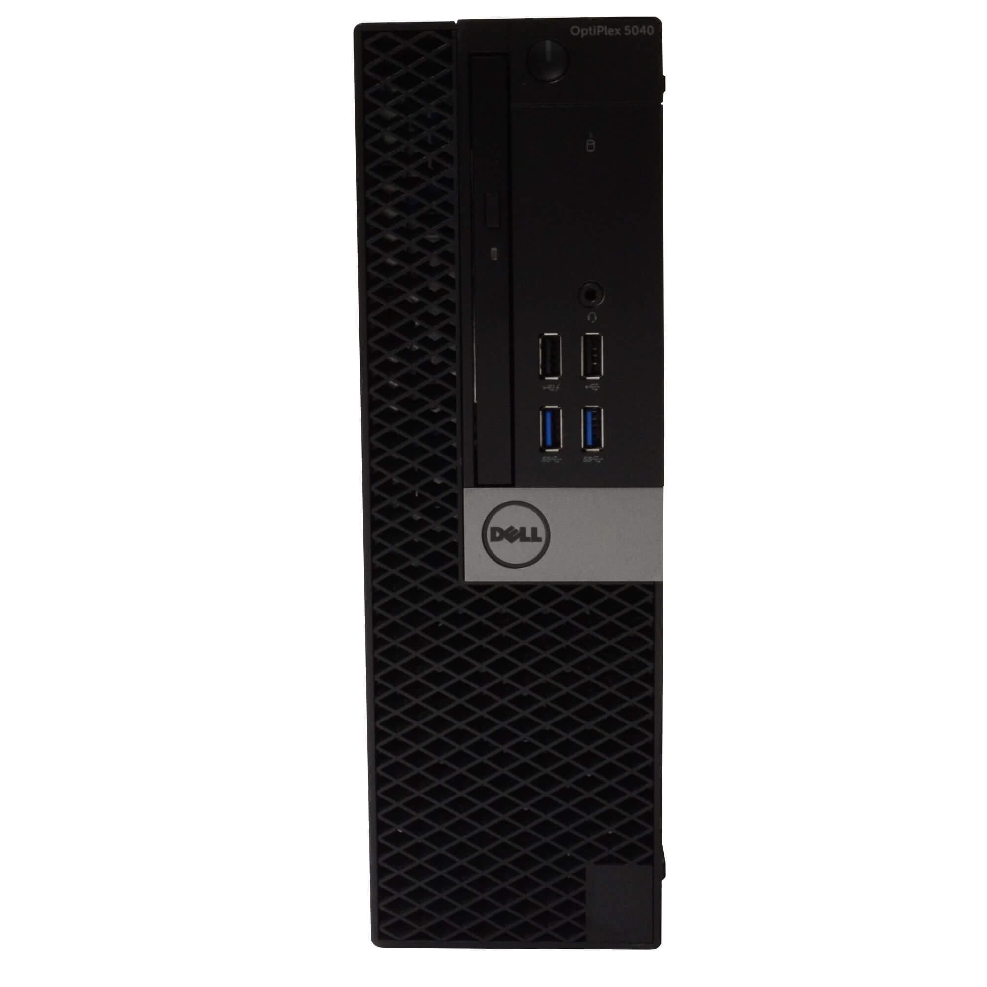 Dell OptiPlex 5040 SFF Core i7 3.4 GHz - SSD 512 GB RAM 16GB