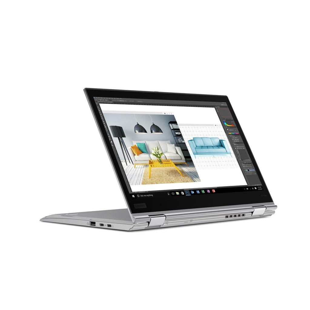 """Lenovo ThinkPad X1 Yoga G3 14"""" Core i5 1.7 GHz - SSD 256 GB - 8 GB QWERTY - English (US)"""