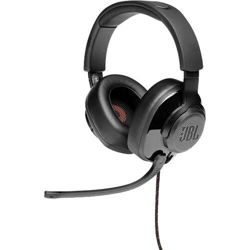 JBL QUANTUM 200 BAM Headphone with microphone - Black