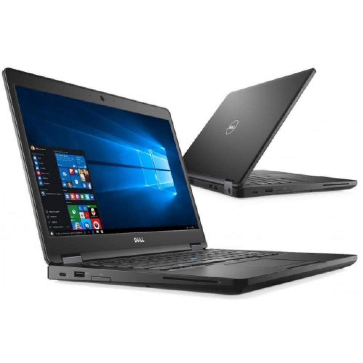 Dell Latitude 5580 15.6-inch (2016) - Core i5-6440HQ - 16 GB - SSD 512 GB