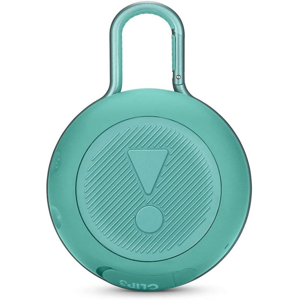 JBL Clip 3 Bluetooth Speakers - Blue