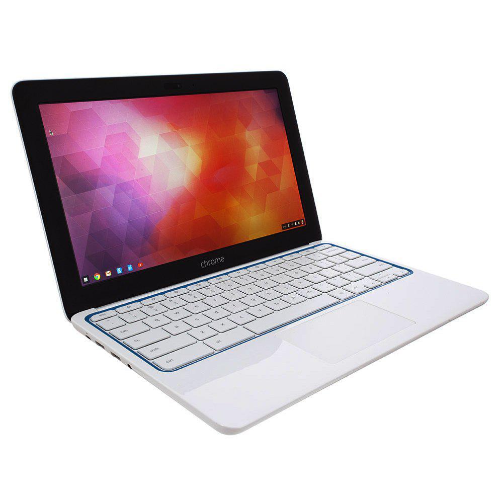 HP ChromeBook 11 G1 Exynos 5 1.7 GHZ 16GB eMMC - 2GB QWERTY - English (US)