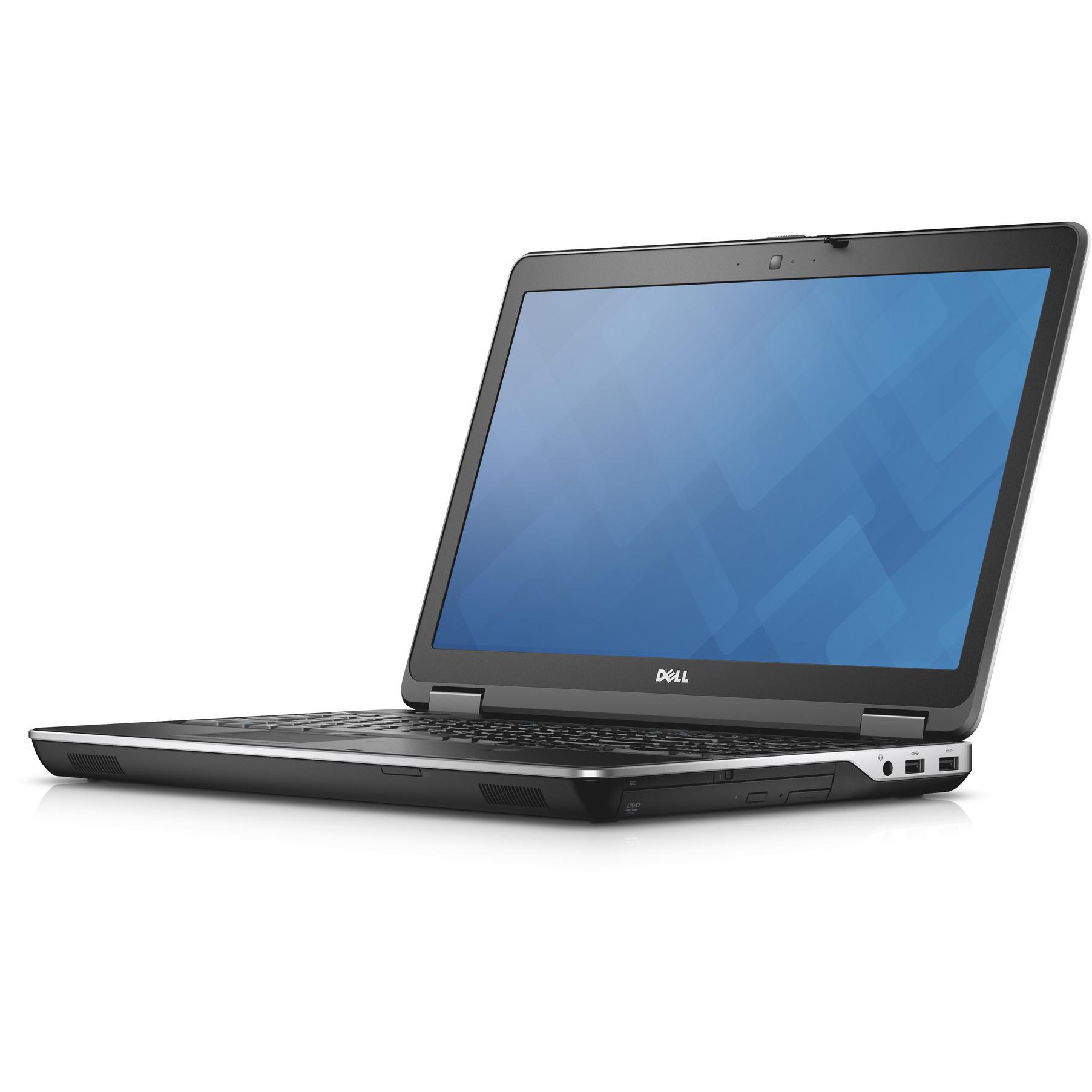 Dell Latitude E6540 15.6-inch (2018) - Core i7-4600M - 16 GB - SSD 512 GB