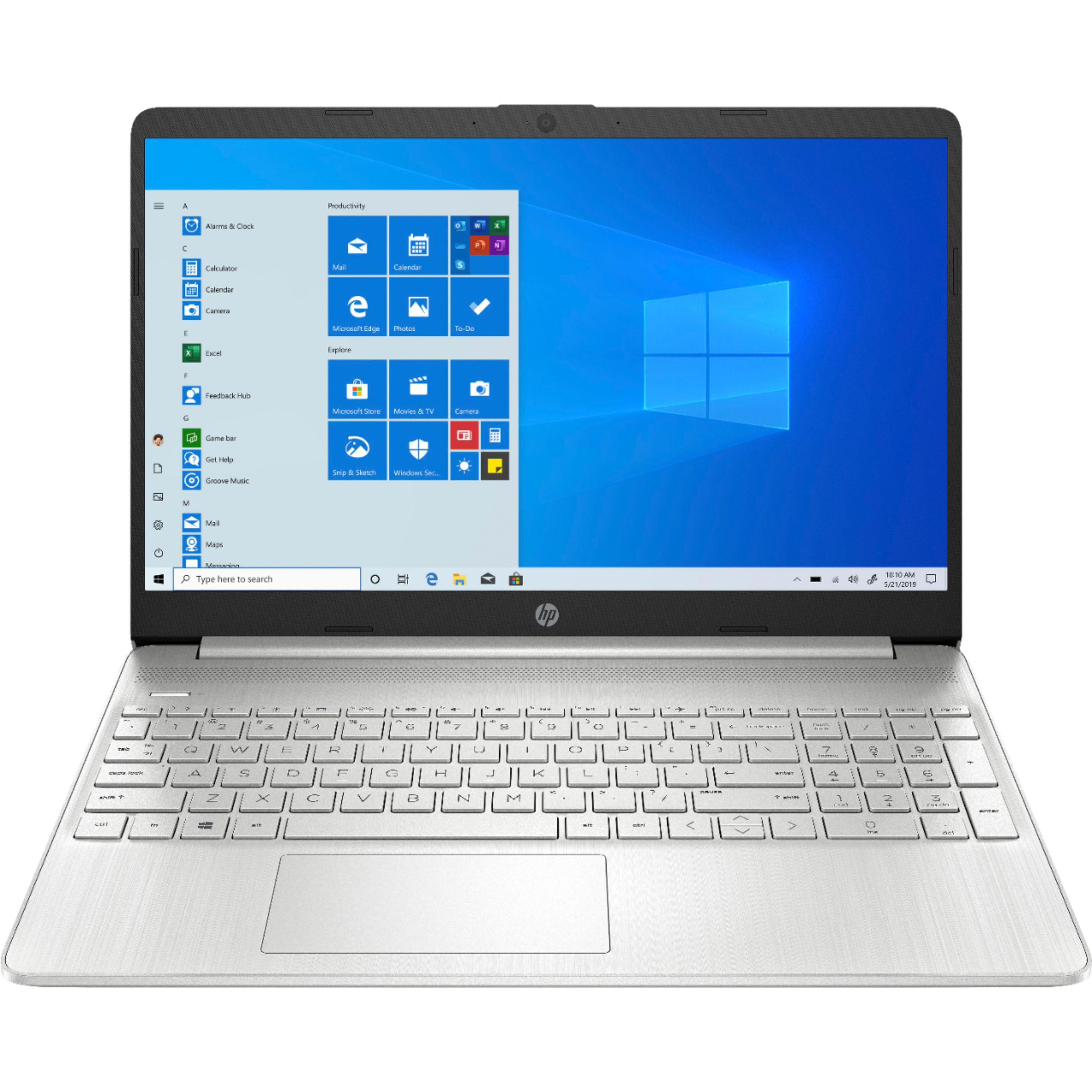 Hp NoteBook 15-dy1036nr 15.6-inch (2019) - Core i5-1035G1 - 8 GB - SSD 512 GB