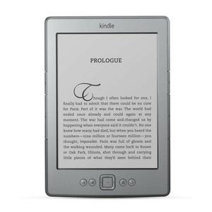 E-reader Amazon Kindle 4th Gen - WiFi - 2GB - Gray