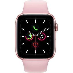 Apple Watch Series 2 38mm - Rose Gold Aluminium Case - Pink Sport Band