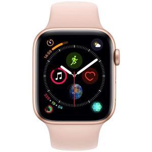 Apple Watch (Series 4) 40mm Aluminium Gold - GPS+Cellular - Pink Sport Band