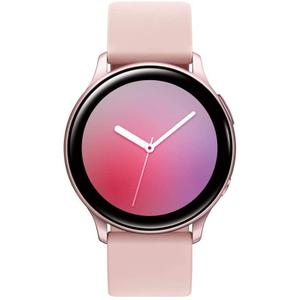 Watch Heart Rate Monitor GPS  Galaxy Watch Active2 SM-R820 44 mm Aluminum Pink Gold