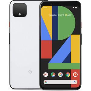 Google Pixel 4 64GB   - Clearly White AT&T