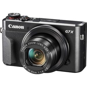 Canon - PowerShot G7 X Mark II 20.1-Megapixel Digital Video Camera - Black