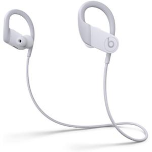 Beats By Dr. Dre Powerbeats 4 Earbud Noise-Cancelling Bluetooth Earphones - White
