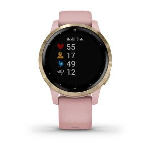Watch HeartRate GPS Garmin Vívoactive 4S - Rose Gold