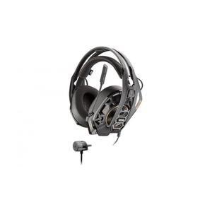 Rig 500 Pro HC Noise reducer Gaming Headphone with microphone - Black