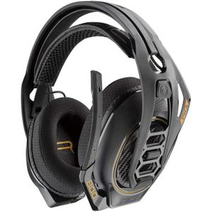 Rig 800HD Noise reducer Gaming Headphone Bluetooth with microphone - Black
