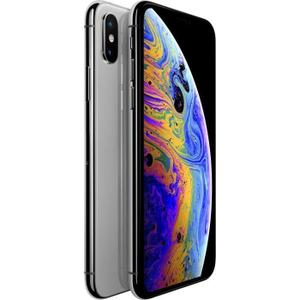 iPhone XS 64GB   - Silver Unlocked
