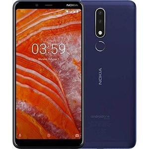 Nokia 3.1 Plus 32GB (Dual Sim) - Blue Cricket