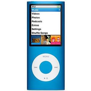 iPod Nano 4 16GB - Blue