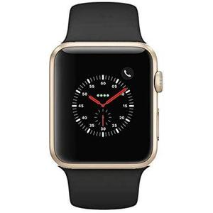 Apple Watch Series 2 42mm (WiFi) Aluminum Gold - Black Sport Band