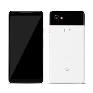 Google Pixel 2 XL 128GB - Black & White - Fully unlocked (GSM & CDMA)