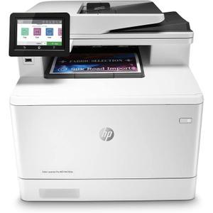 Printer Color LaserJet Pro Multifunction HP MFP M479FDN - White