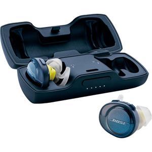 Earphone Bluetooth Bose Soundsport  Free - Blue