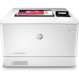 Printer Color LaserJet Pro HP M454DN - White
