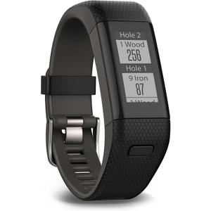 Watch Cardio GPS Garmin Approach X40 - Black