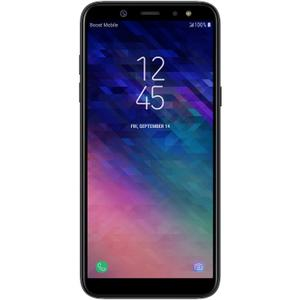 Galaxy A6 (2018) 32GB   - Black Metro PCS