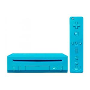Video Game Console Nintendo Wii 512GB + controller - Blue