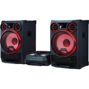 Hi-Fi System Bluetooth LG CK99 Xboom - Black