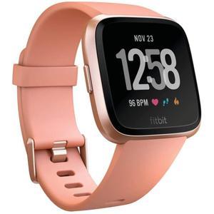 Fitbit Smart Watch Versa HR GPS - Rose Gold
