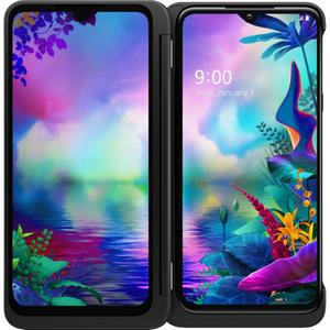 LG G8X ThinQ Dual Screen 128GB   - Aurora Black Unlocked