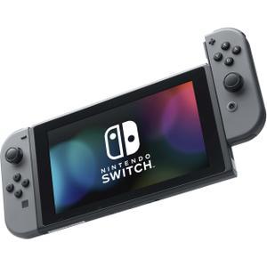 Nintendo Switch - HDD 32 GB - Gray