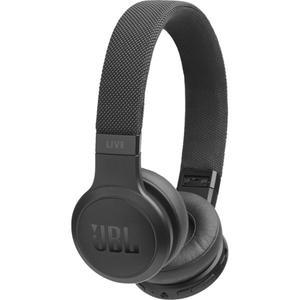 JBL - LIVE 400BT Wireless On-Ear Headphones - Black