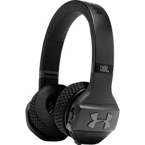 JBL - Under Armour Sport Train Wireless On-Ear Headphones - Black