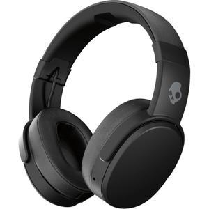 Skullcandy - Crusher Wireless Over-the-Ear Headphones - Black