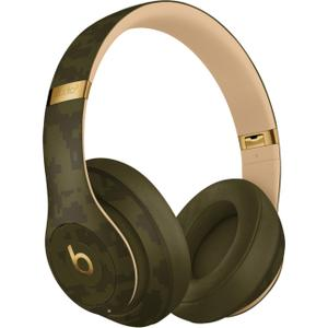 Beats By Dr. Dre Beats Studio 3 Noise reducer Headphone Bluetooth with microphone - Forest green
