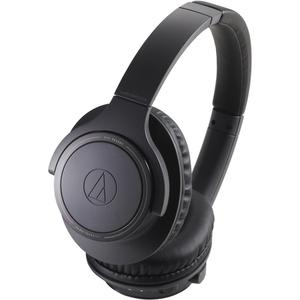 ATH-SR30BT Headphone Bluetooth with microphone - Gray