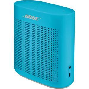 Bose - Soundlink Color Portable Bluetooth Speaker II - Aquatic Blue