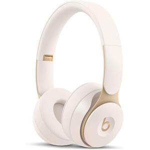 Beats By Dr. Dre Beats Solo Pro Wireless Noise reducer Headphone Bluetooth with microphone - Ivory