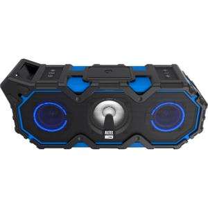 Altec Lansing - Super LifeJacket Jolt IMW889L Portable Bluetooth Speaker with Qi Wireless Charging Pad - Royal Blue