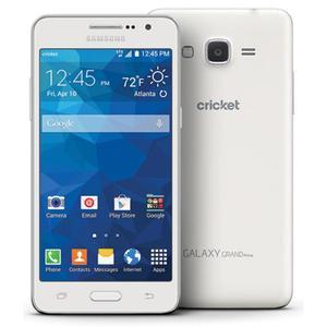 Galaxy Grand Prime 8GB - White - Cricket