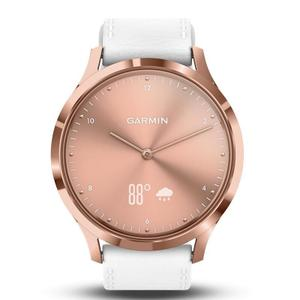 Watch Cardio Garmin Vívomove HR - 18K Rose Gold