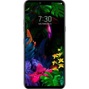 LG G8 ThinQ 128GB   - New Aura Black Unlocked