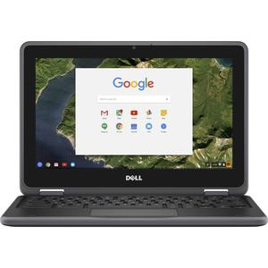 Dell ChromeBook 3180 Celeron N3060 1.6 GHz 16GB eMMC - 4GB