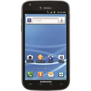 Galaxy S2 4GB   - Black T-Mobile