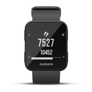 Sport Watch Cardio GPS Garmin Forerunner 30 - Black